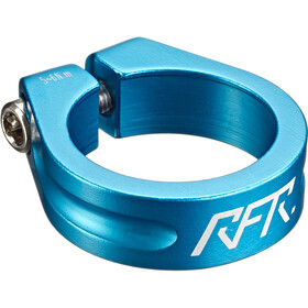 Cube RFR Seat post clamp blue